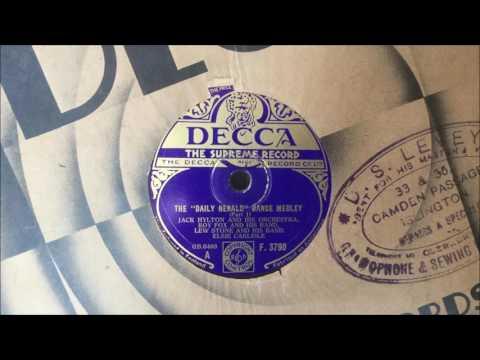 "The ""Daily Herald"" Dance Medley (Decca F. 3790 mx. GB6408-1)"
