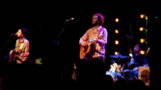 The Weight (The Band Cover) - Mason Jennings - Live @ The Mod Club - Toronto, ON - October 2009