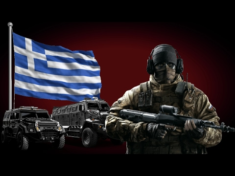 List of equipment of the Greek Army 2017 - Full