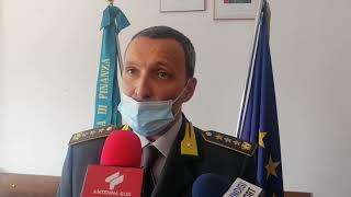 Cambio al vertice al comando della Guardia di finanza di Brindisi. Il saluto di Nicola Bia