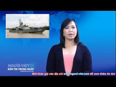 Việt Nam đóng được chiến hạm đầu tiên (Bản tin 03/10/2011)