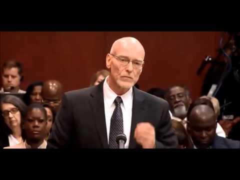 Trayvon Martin : George Zimmerman : Trial Testimony Day 2 Part 2