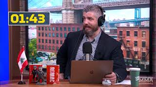 A Round of Tweets | The MMA Hour #457
