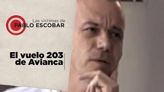 Las víctimas de Pablo Escobar parte 1 El avión de Avianca