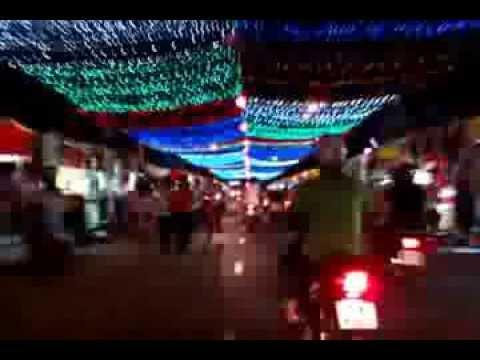 Chợ đêm Thành phố Cao Lãnh