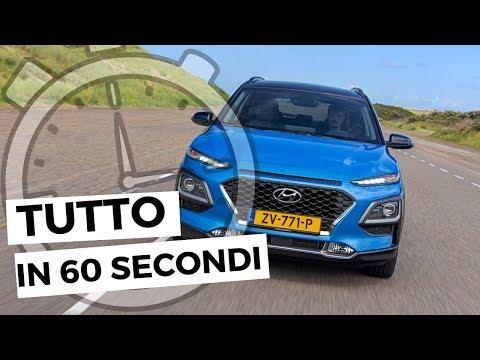 Hyundai Kona Hybrid | Tutto in 60 secondi