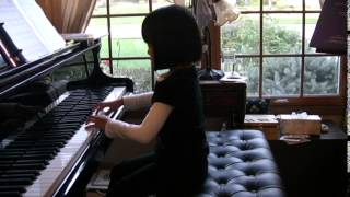 Morgan, 5, first classic song from Masterwork Classics by Jane Magrath