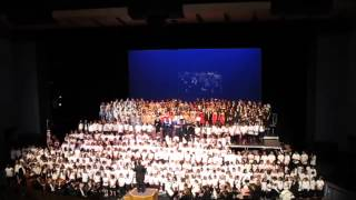 Conejo Valley:  All District Chorus Festival [ADCF] - Westlake / Thousand Oaks Cluster