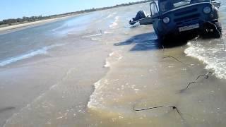 На берегу Цимлянского водохранилища