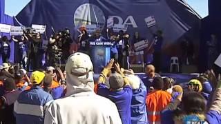 DA kicks off 2014 election campaign