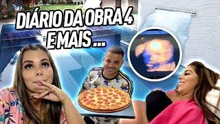 OBRA DA CASA NOVA 4 E MAIS....