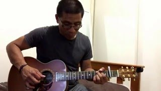 Ajar kami Tuhan (fingerstyle - cover)