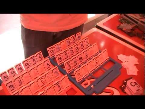 adivina el elemento creatividad tecnologica 2010 youtube - Tabla Periodica En Memorama
