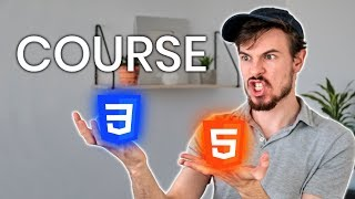 HTML & CSS Course - The Making Of An Online Course