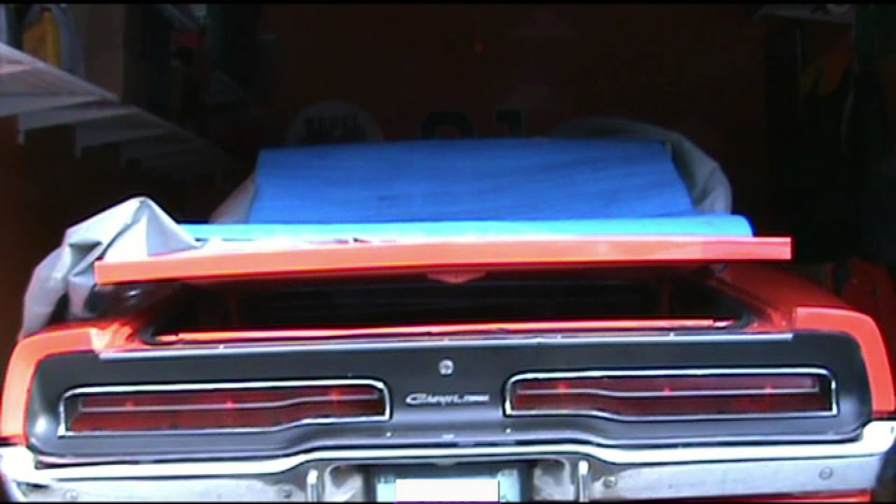 General Lee Tail Light LED Conversion  YouTube