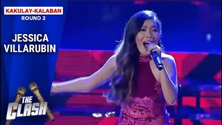 Jessica Villarubin gets a standing ovation with 'My Love Will See You Through' | The Clash Season 3