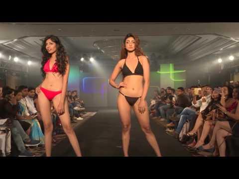 La Intimo Show At India Intimate Fashion Week
