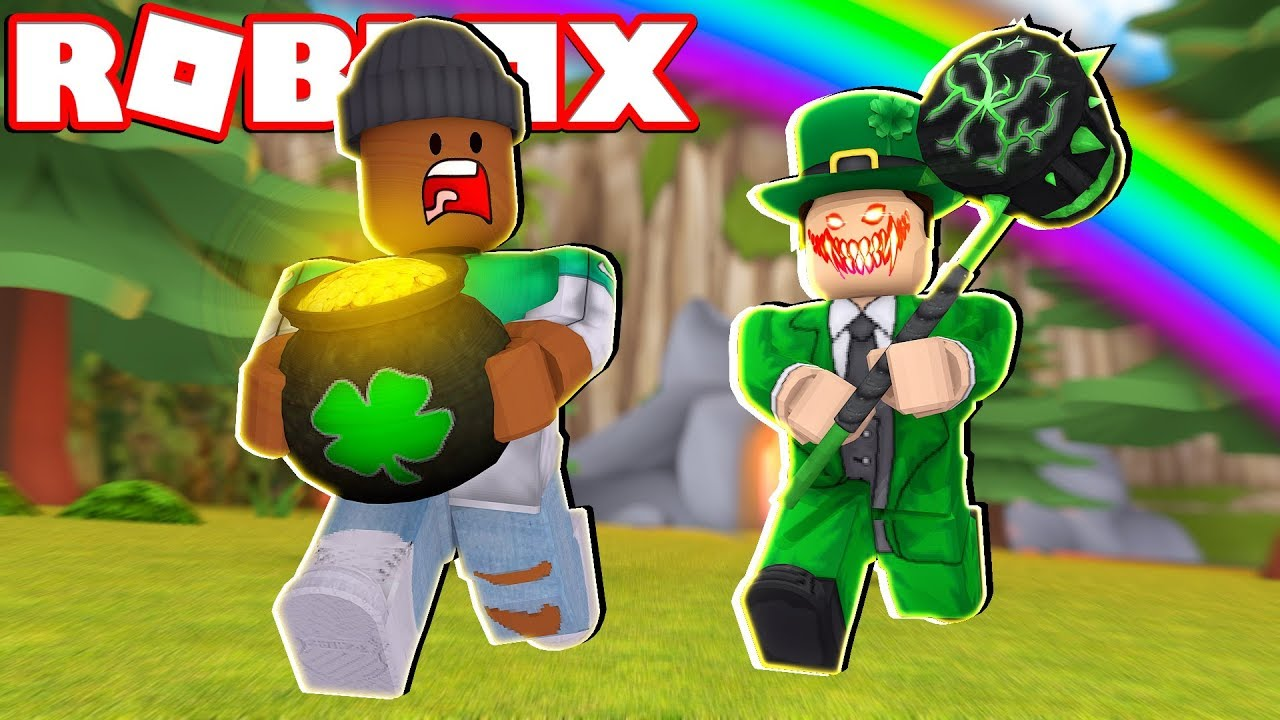 Roblox Leprechaun Simulator Youtube