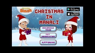Chhota Bheem Appisode Christmas in Manali App Preview | Available on Android & iTunes