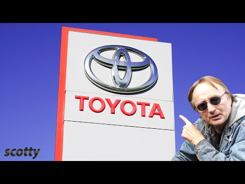 Toyota is in Trouble