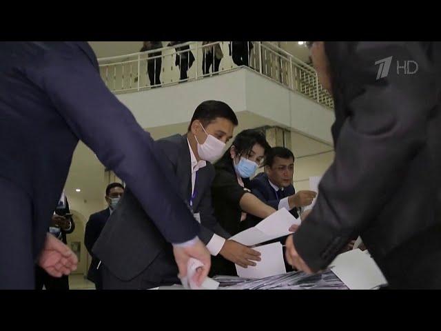 Выборы президента в Узбекистане признаны состоявшимися, явка превысила 80%.