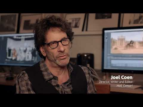 A Look Into Hollywood's Cutting Rooms   Adobe Creative Cloud