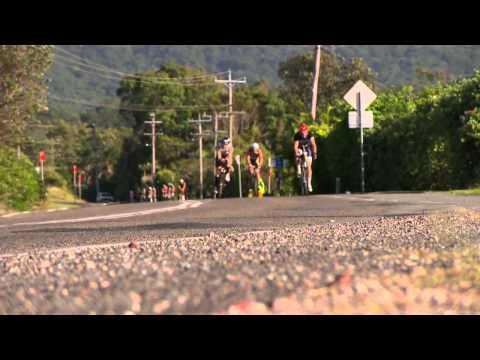 2013 IRONMAN Australia, Port Macquarie Bike Leg Highlights