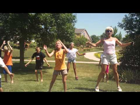 Five Minute Exercise Video for Kids!