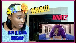 K/DA x BTS  Pop/Stars & Mic Drop (G)I-DLE Madison Beer Jaira Burns & Steve Aoki MASHUP [Reaction]