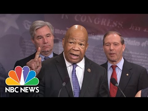 Elijah Cummings Releases Documents Showing Michael Flynn Inaction On Russia Payment | NBC News