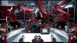 DOKU Mega Fabriken   Tesla Model S DEUTSCH