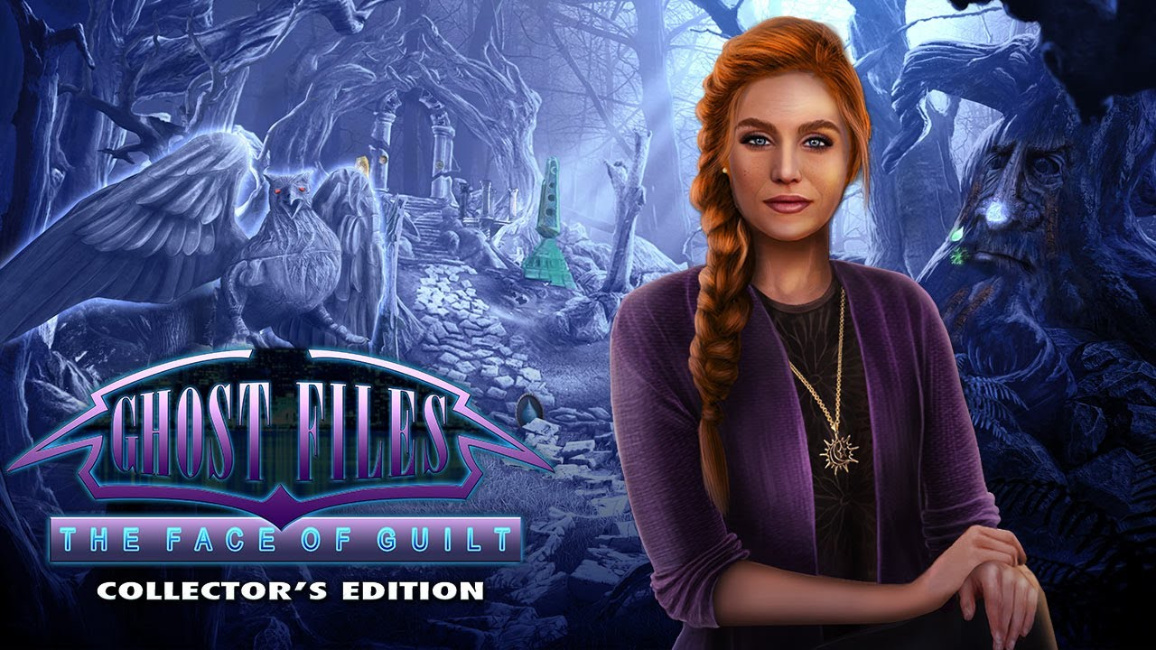 Ghost Files The Face of Guilt Collector's Edition - YouTube
