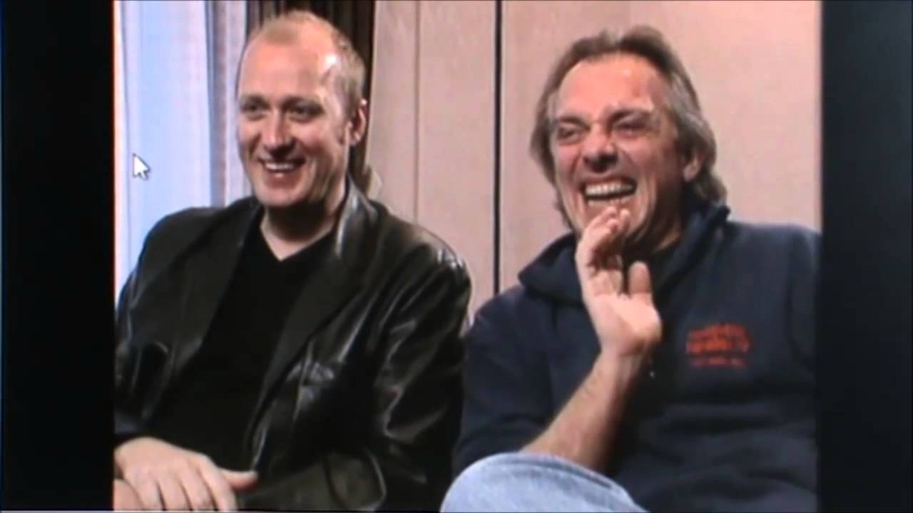 Rik Mayall jack and the beanstalk