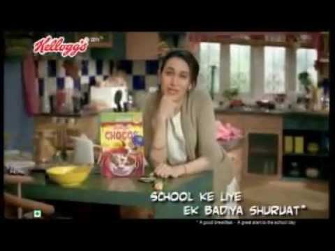 Kellogg's Chocos - Mummy Tell me