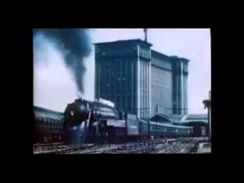 Michigan Central Station Detroit in Virtual Reality by 3dCoLab