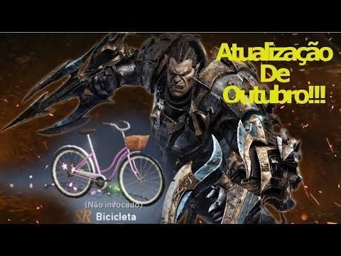 Lineage 2 Revolution: A Grande Atualização dos Orc's e Montaria Nova Bicicleta!!! Outubro - Omega Play