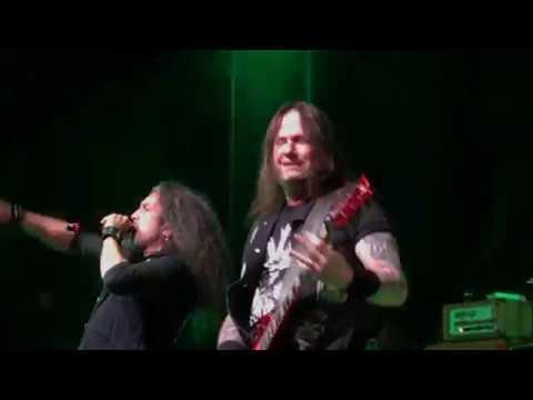 Metal AllegianceFast As A Shark Accept House Of Blues Anaheim CA 12518 4K