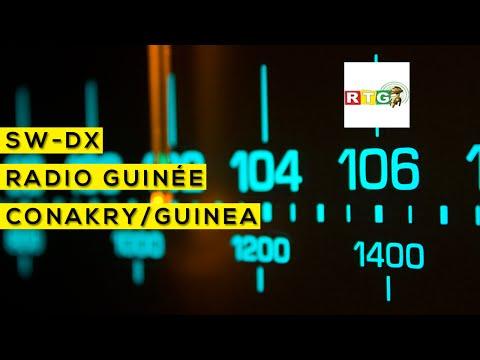 Radio Guiné - Conakry/Guiné