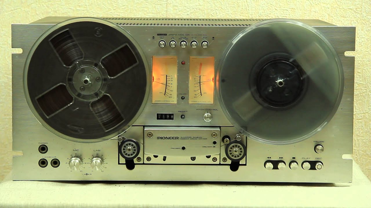 What type and speed of pre recorded reel to reel tapes can i play on my rt 707?