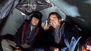 Обогрев палатки камнем
