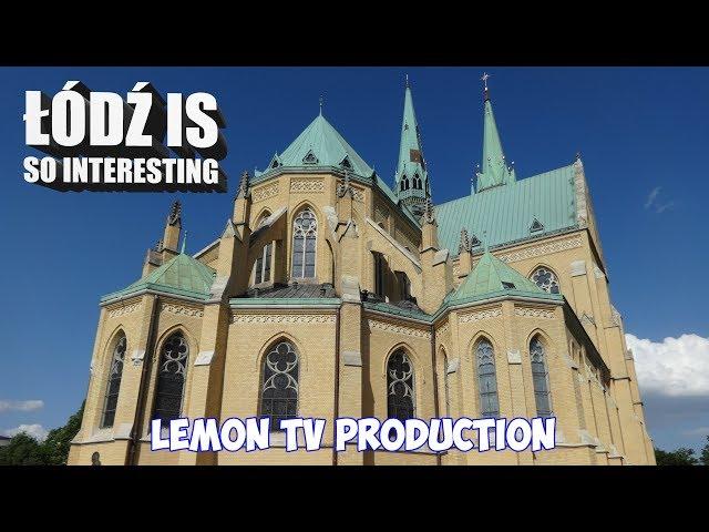 Łódź is interesting (Timelapse)