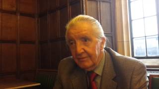 WSPNB Interview #20 Dennis Skinner MP and the 21st Century Ragged Trouse Philanthropists