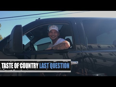 Kane Brown's Monster Truck Has a First Name - Last Question
