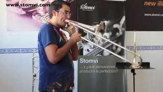 Trombón Stomvi Titán, por Ximo Vicedo