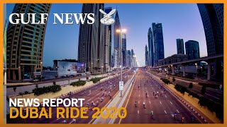 Dubai Ride 2020: Cyclists take over Sheikh Zayed Road