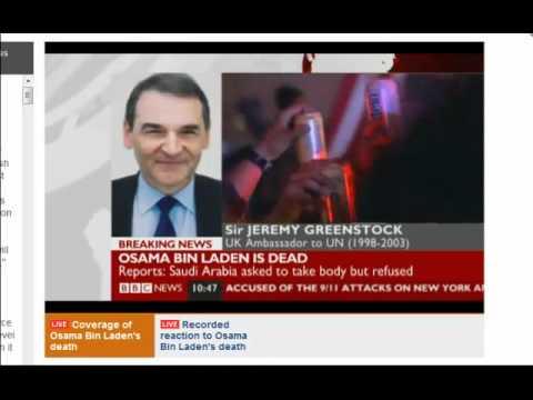 Osama bin laden suck my news