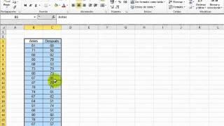 Análisis de Datos - Prueba de Hipótesis para dos medias de muestras pareadas