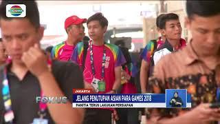 Menanti Momen Indah di Penutupan Asian Para Games 2018 di GBK - Fokus