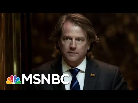 Wisenberg: Should 'Applaud' Trump For Allowing WH Counsel Don McGahn To Testify | MTP Daily | MSNBC