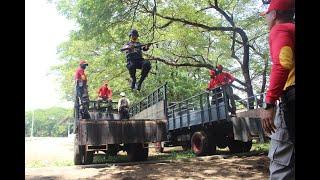 Truck Jumping Diktuk TA Angk 47 Thn 2020